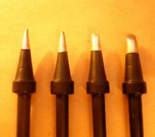 4x Soldering Tips Tip Replacement Zd 912 916 917 981 987 415 Abc