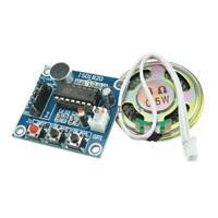 Enregistreur de carte audio de module vocal d'enregistrement sonore ISD1820 pour
