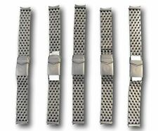 MICHELE Watch Bands | Lot of 5 | 18 mm Titanium Watch Bands for CSX - SOLD AS IS