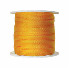 Rope Yel Hbpoly 1/4X1000 By Wellington Mfrpartno P2416S1000Y01S