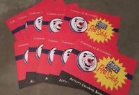 Fire Safety Allstate Insurance Coloring Book 10 Pack English & Spanish Bilingual