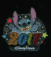 Disney Parks 2017 Stitch Disney Pin 119394