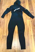 Body Glove 6.5mm Wetsuit Scuba Diving Black suit attached hood Mens  Medium 9/10