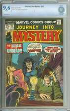 JOURNEY INTO MYSTERY VOL. 2 #12 CBCS 9.6 WHITE PAGES