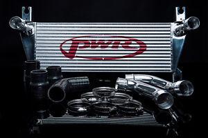 PWR Mazda BT50 Ford Ranger PX 3.2L '12 onwards Intercooler +Piping Kit PWI53860K