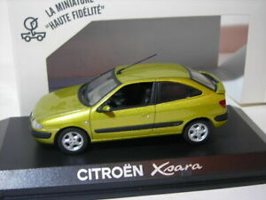 CITROEN XSARA VTS COUPE  PHASE 1 - 1998  - NOREV 1/43° REF 154300