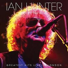 HUNTER, IAN - GREATEST HITS LIVE IN LONDON NEW VINYL