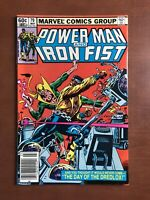 Power Man And Iron Fist #79 (1982) 7.5 VF Marvel Key Issue Bronze Age Newsstand