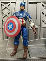 "Marvel Legends Hasbro Mandroid BAF WW2 Captain America 6"" Inch Action Figure"