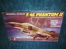 Revell McDonnell Douglas F-4E Phantom II Fighter/Bomber Makes 1 of 3 Versions