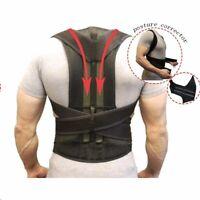 2020 Posture Corrector Corset Support Back Shoulder Brace Belt For Men Women US
