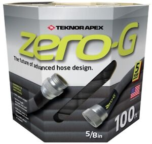 Apex Zero-G 4001-100 100 FT Garden Hose Zero-G garden hose WOVEN FIBER 2390201
