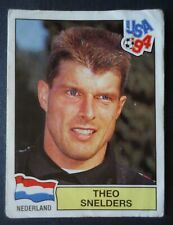 Panini Sticker 434 Theo Snelders Nederland Niederlande WM 1994 USA