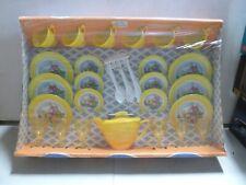 Wolverine Metal and Plastic Tea Set