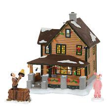 Dept 56 A Christmas Story 2017 Ralphie's House Holiday Set #4059503 Nib