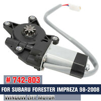 742-803 Window Lift Motor For Subaru Forester 98-02 03 2004 2005 2006 2007