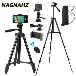 Mobile Phone Tripod Stand 40inch Universal Photography for  iPhone Gopro Samsung