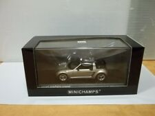 minischamp 1/43 smart roadster coupe