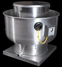 New CaptiveAire 0.75 HP Exhaust Fan, 1800 CFM, model NCA14FA
