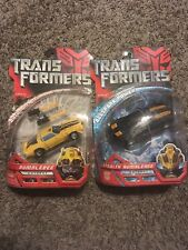 Transformers Movie Deluxe Allspark Power Stealth Bumblebee And Bumblebee Classic