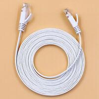 RJ45 CAT6 Network LAN Cable Gigabit Ethernet Fast Patch Lead 1m/50m  WW