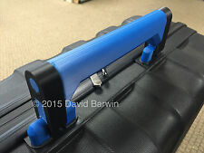 DJI Inspire 1 Case Accent Parts - Heavy Duty Replacement Handle - Blue
