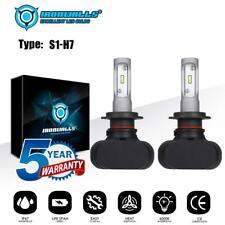H7 COB LED Headlight Kit 2100W 315000LM High Low Beam Bulbs 6000K White S1