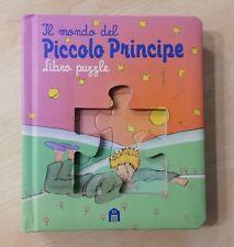 81103 Il mondo del Piccolo Principe - Libro Puzzle - Salani 2013