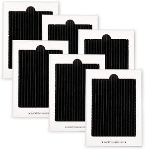 6 Pack Frigidaire Air Filter For Raf1150 242061001,242047801, 242047804
