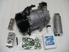 2001-2003 DODGE DURANGO (4.7L engines with rear A/C) NEW A/C AC COMPRESSOR KIT