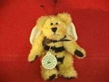 """BOYDS BEARS Bud Bee w. wings, 5.5"""", Plush - retired"""