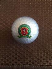 LOGO GOLF BALL-2006 PGA CHAMPIONSHIP AT MEDINAH COUNTRY CLUB.SILVER BALL...NEW!!
