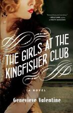 The Girls at the Kingfisher Club by Genevieve Valentine Hardcover NEW