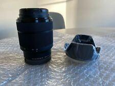 Sony Alpha SEL2870 28-70 mm F/3.5-5.6 IS AF OSS FE Objektiv