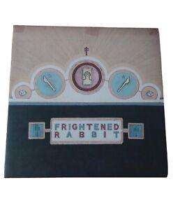 "Frightened Rabbit - Winter of Mixed Drinks 10th Anniversary Blue Vinyl LP + 7"""