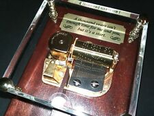 A Thousand Years -  30 Note Sankyo Music Box - Can be Personalized