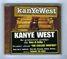 CD (NEW) KANYE WEST THE COLLEGE DROPOUT