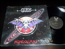 """The Godz - """"Mongolians""""- LP Grudge Records GR 0962 US 1987"""