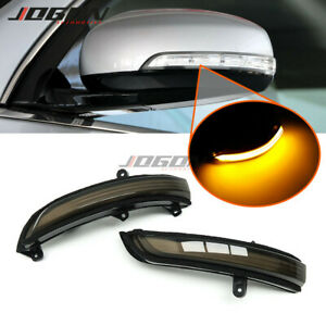 LED Dynamic Side Mirror Indicator Light For Nissan Teana J32 2008- 2012 Maxima