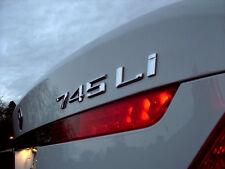 BMW NEW GENUINE E65 7 SERIES 745Li TRUNK BADGE EMBLEM LOGO 7033243