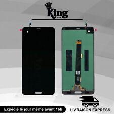 ECRAN LCD + VITRE TACTILE pour HTC U ULTRA NOIR + outil et colle