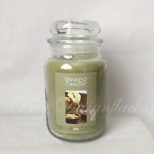 Yankee Candle ~ SPA ~ 22oz Large Jar *Free Expedited Shipping*