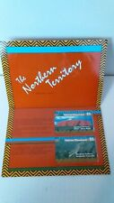 Telecom Phonecard The Northern Territory Telstra CU in the NT