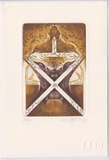 Exlibris from Karol Felix from Slovakia