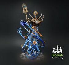 Nagash Lord of Undead Death Age of Sigmar ** COMMISSION ** painting