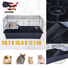 """29"""" 2-Levels Rat Mice Mouse Dwarf Hamster Rodent Degu Animal Critter Cage"""