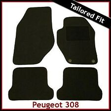 Peugeot 308 CC Coupe Cabriolet 2009 2010 onwards Tailored Fitted Carpet Car Mats