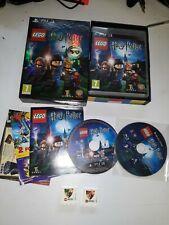 PLAYSTATION 3 Juego Lego Harry Potter YEARS1 1-4 EDICIÓN DE COLECCIONISTA PS3
