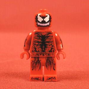 Genuine Lego Carnage Minifigure Marvel Avengers