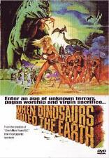 WHEN DINOSAURS RULED THE EARTH 1970  Victoria Vetri, Robin Hawdon,  ALL REG DVD